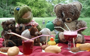 Berlin Teddy Bear Picnic