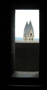 Church Steeples, Koblenz