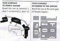 LDS shuttle maps