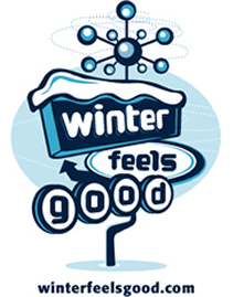 Winter Feels Good logo